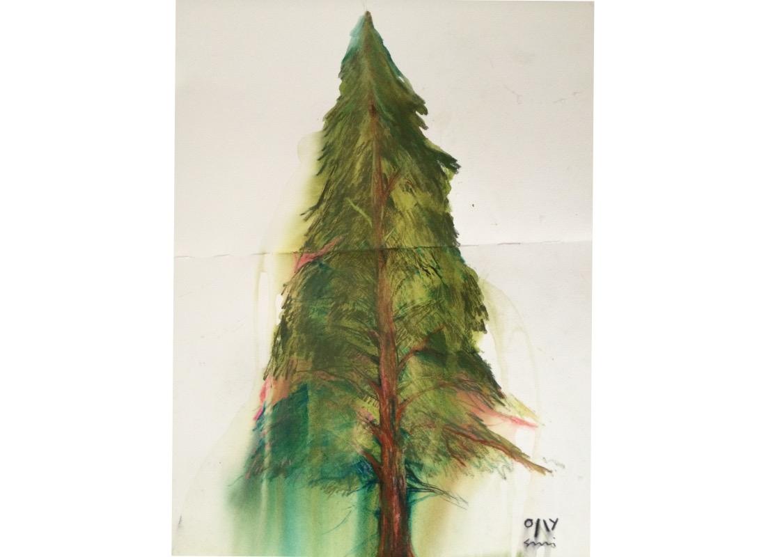 Large fir