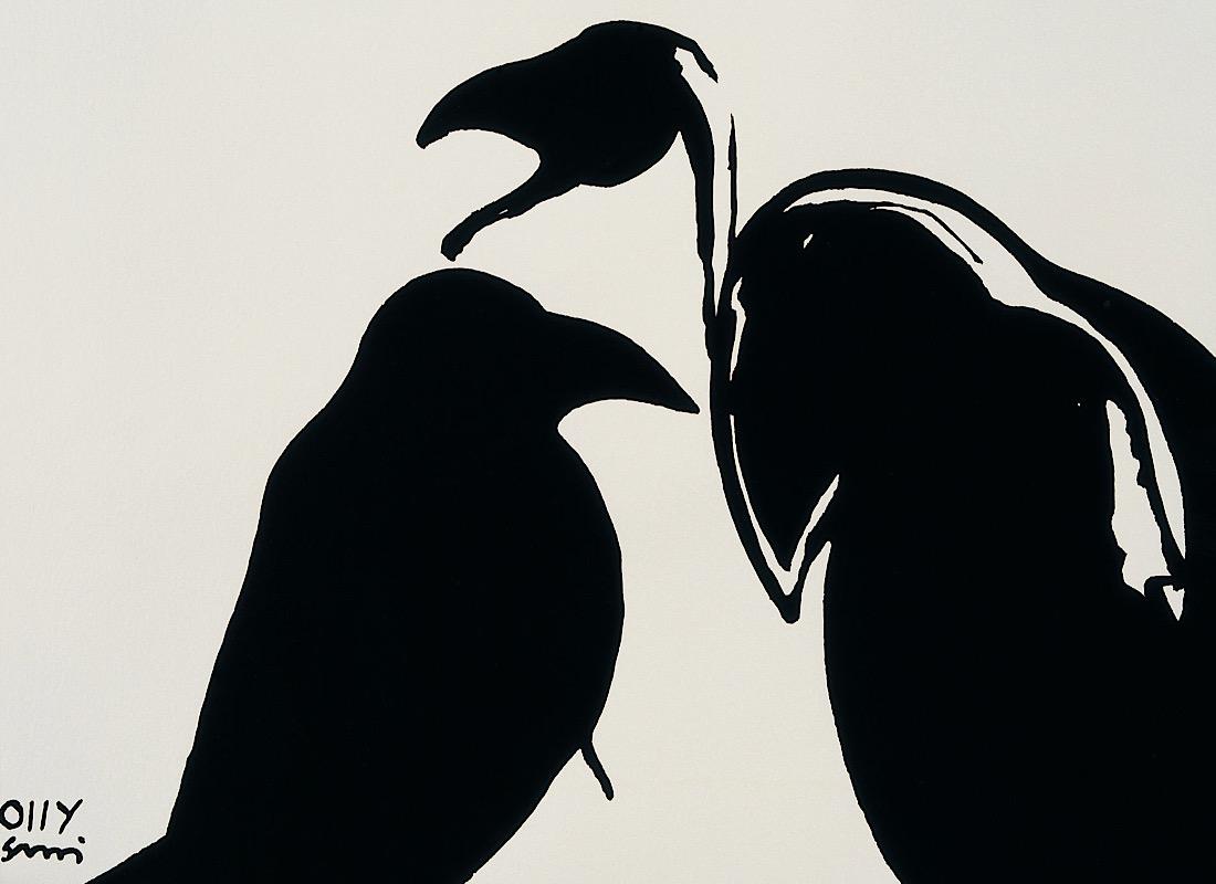 Three Raven