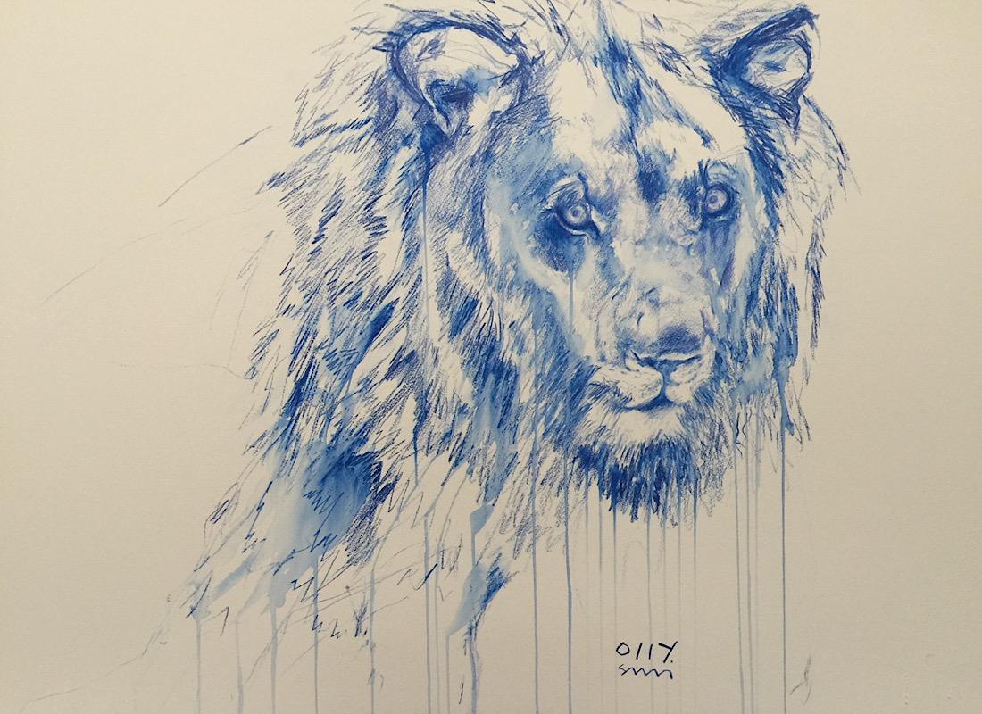 Blue lion 2