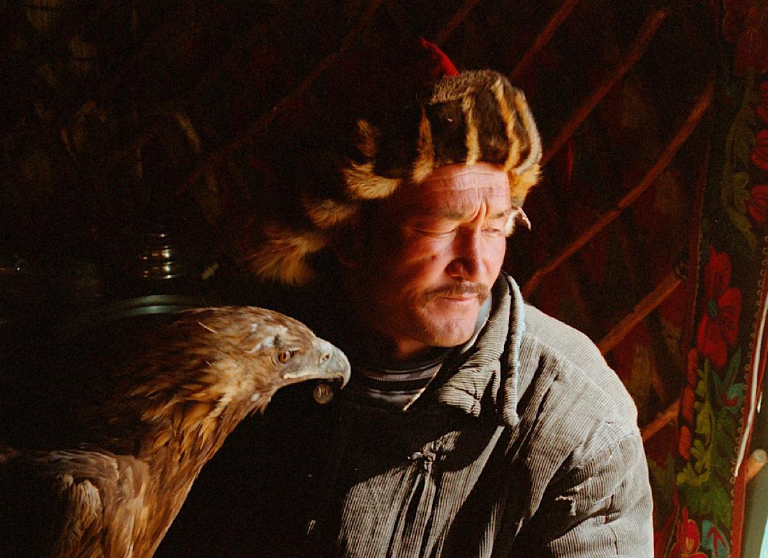 Meet the eagle hunters of Mongolia's high Altai