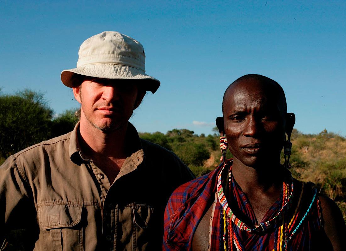 Expert safari guides.